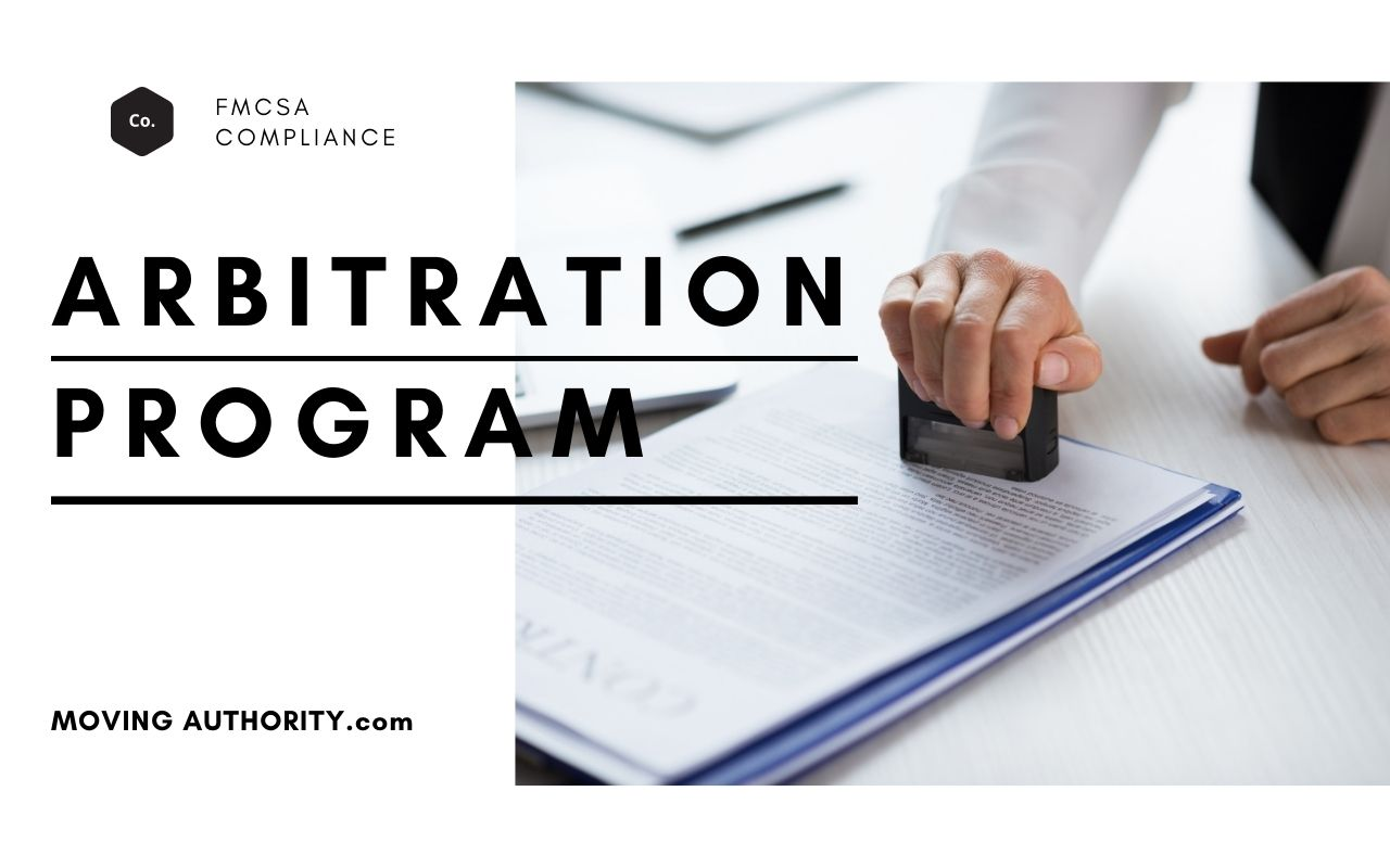 Arbitration Program