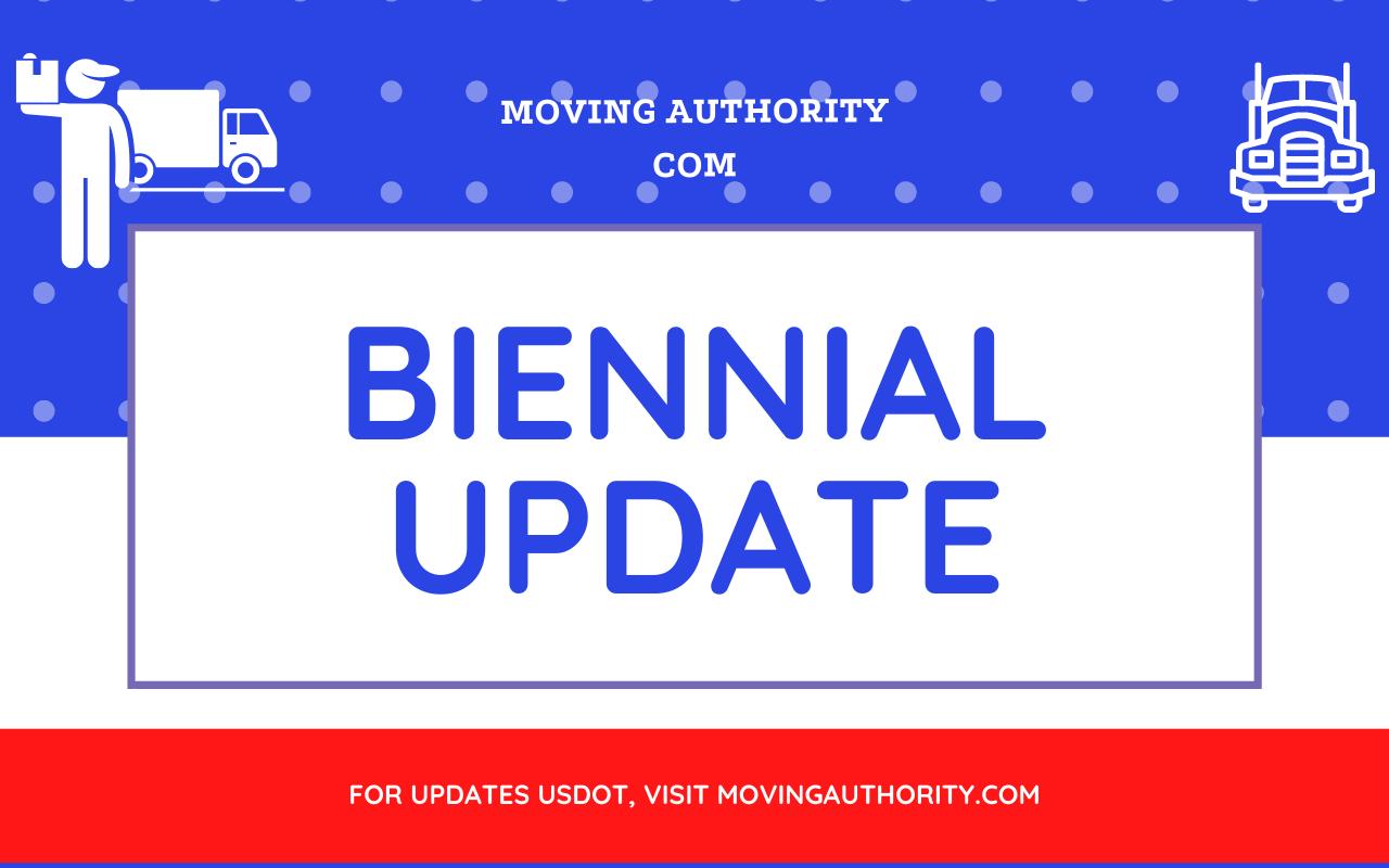 Biennial Update