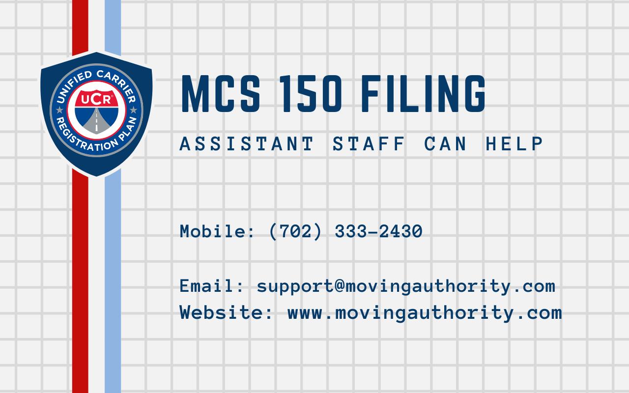 MCS 150