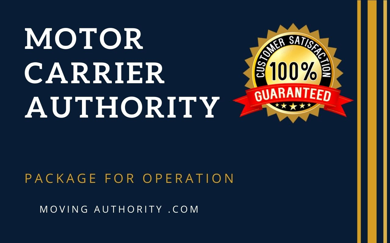 Motor Carrier Authority