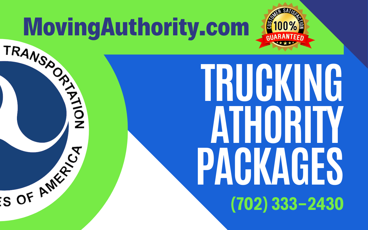 Trucking Authority Packages