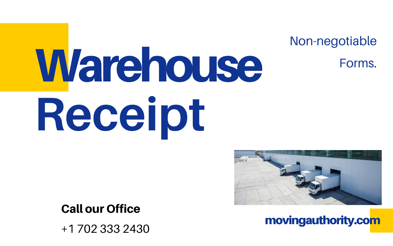 Warehouse Receipt