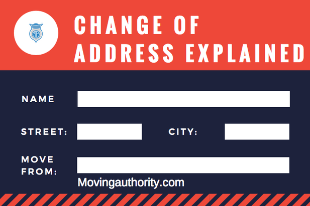 Process Of Post Office Change Address