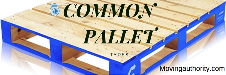 common pallet size types