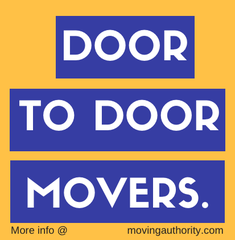 door to door mover service