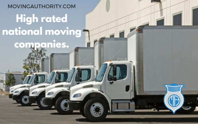 High Rated National Moving Companies