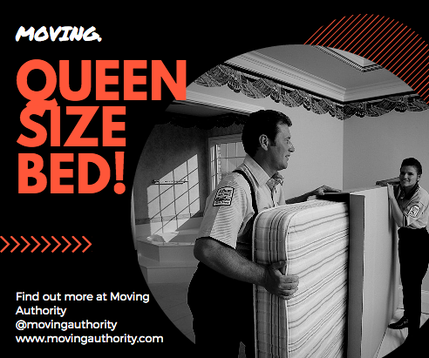 moving a queen size bed