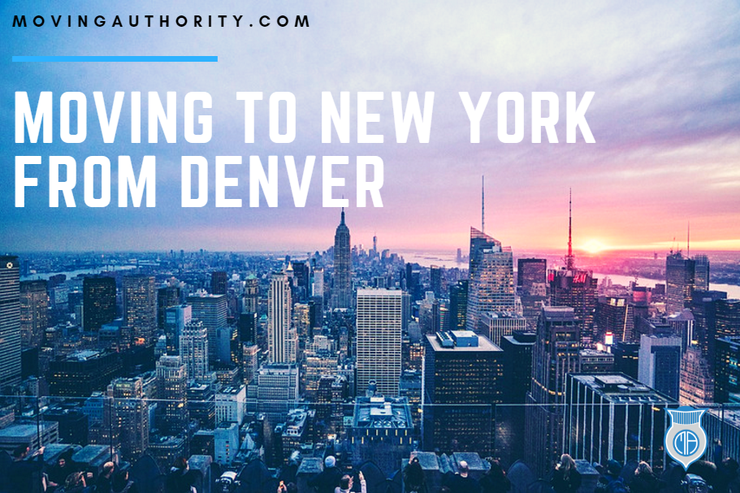 Moving Denver to New York