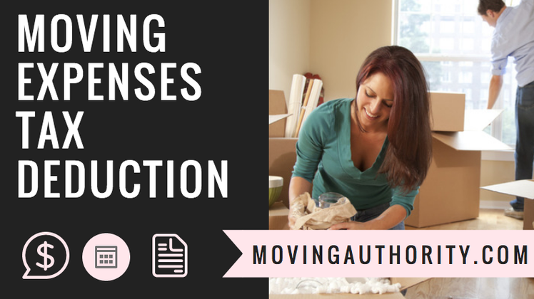 moving expenses tax deduction