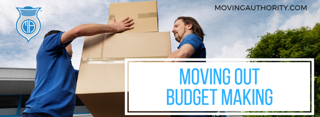 moving out budget