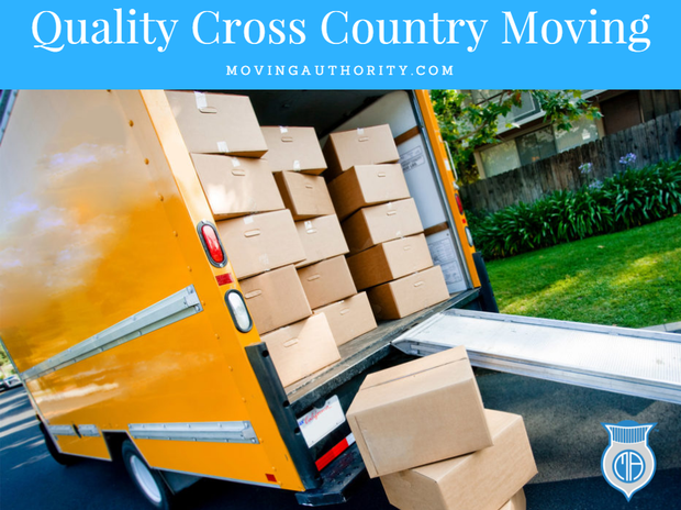 quality cross country moving
