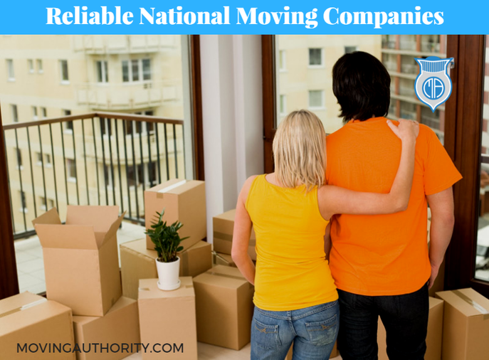 Reliable National Moving Companies