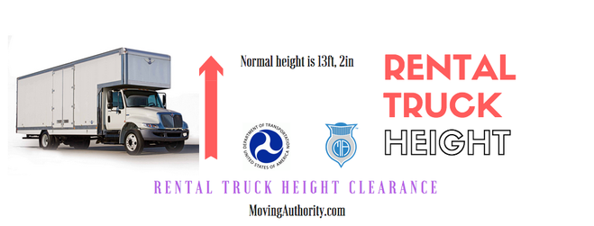 What is Rental Truck Height Clearance