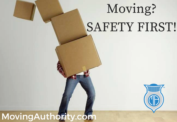 Safe Moving Procedures