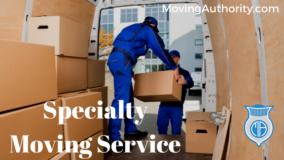 Specialty Moving Service