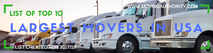 Largest Moving Companies in America