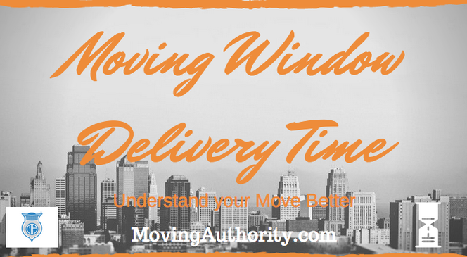 window of delivery moving