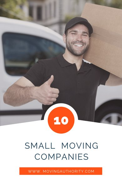 Small Moving Companies tips