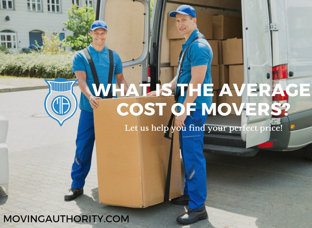 Average cost of movers