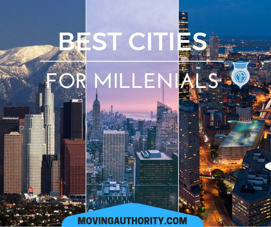 best cities moving authority