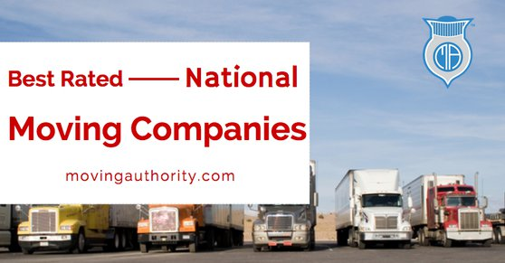 Best Rated National Moving Companies