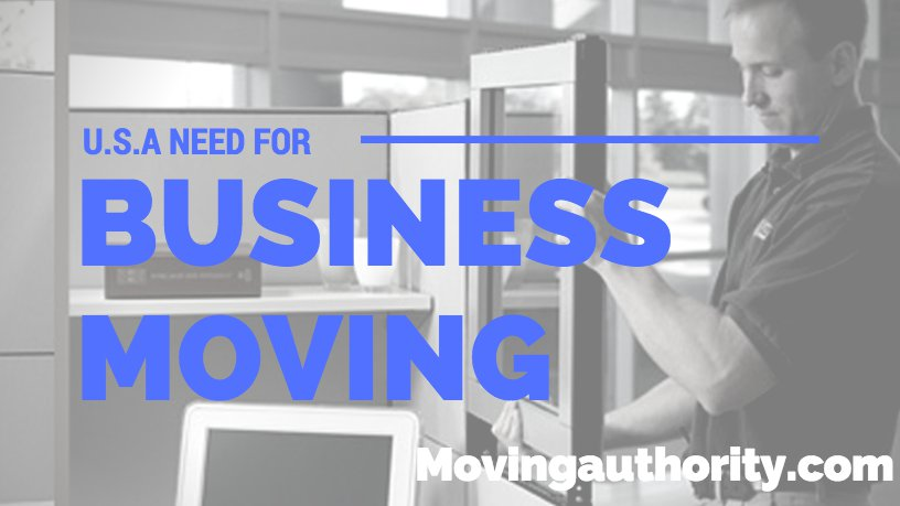 business moving for your needs