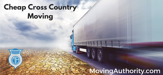cheap cross country moving