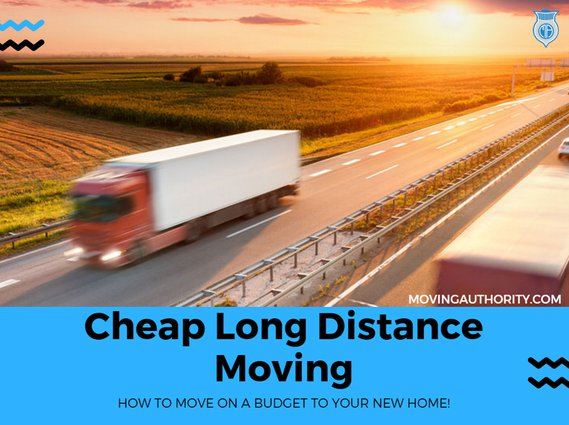 Best long distance moving options