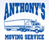 Anthonys Moving Service