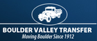 BOULDER VALLEY TRANSFER CO