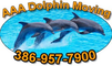 Aaa dolphin moving fl