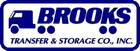 Brooks transfer storage