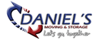Daniels moving %26 storage inc