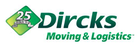 Dircks moving storage az