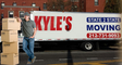 Kyles moving