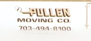 Pullen moving co