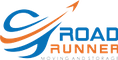Road runner moving %26 storage logo