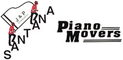 Santana piano movers