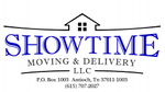 Showtime Moving & Delivery reviews