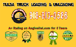 Tulsa Truck Loading And Uloading Moving reviews