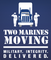 Two maries moving