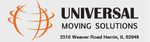Universal Moving Solutions reviews