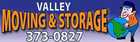 Valley moving and storage ak