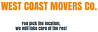 West coast movers co