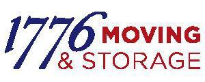 1776 Moving and Storage company logo