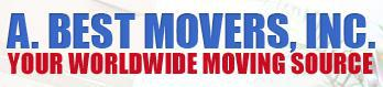 A Best Movers logo
