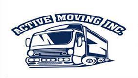 Active Moving company logo