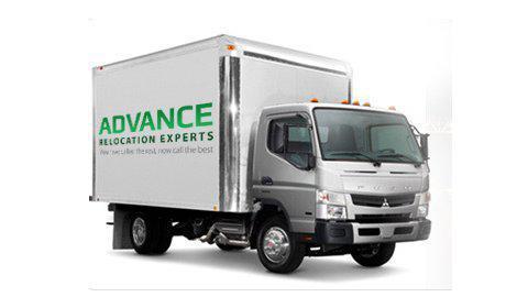 Advance Relocation Expert company logo