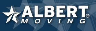 Albert Moving & Storage reviews