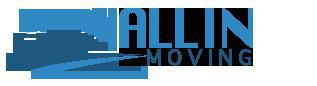 All in Moving company logo